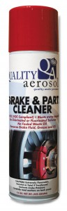 Quality Aerosols Brake & Parts Cleaner