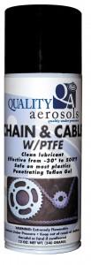 Quality Aerosols Chain * Cable W/PTFE