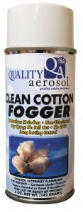 CLEAN COTTON FOGGER