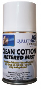 CLEAN COTTON METERED MIST