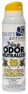 NINJA ODOR CLEAN COTTON:RGB