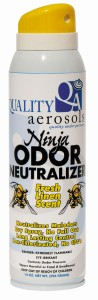Quality Aerosols Ninja Odor Neutralizer