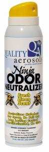 Quality Aerosols Ninja Odor Neutralizer