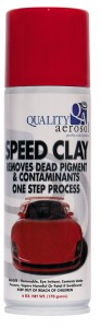 Quality Aerosols Speed Clay
