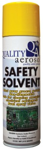 Quality Aerosols Safety Solvent