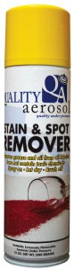 Quality Aerosols Stain & Spot Remover