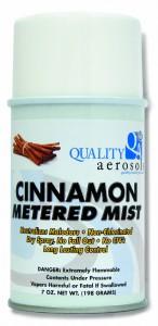 Quality Aerosols Cinnamon metered mist