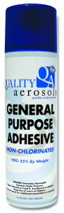 Quality Aerosols General Purpose Adhesive