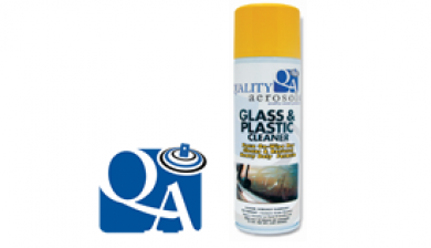 Glass and Plastic Cleaner