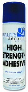 Quality Aerosols High Strength Adhesive