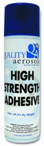 Quality Aerosols High Strength Adhesive