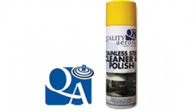 Stainless Cleaner and Polish